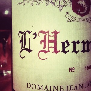 Chave Hermitage 2009