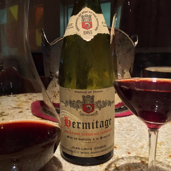 Chave Hermitage 1983