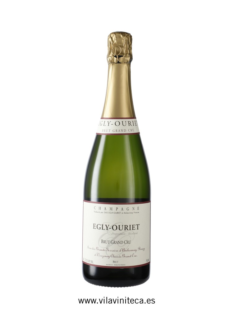 EGLY OURIET grand cru tradition