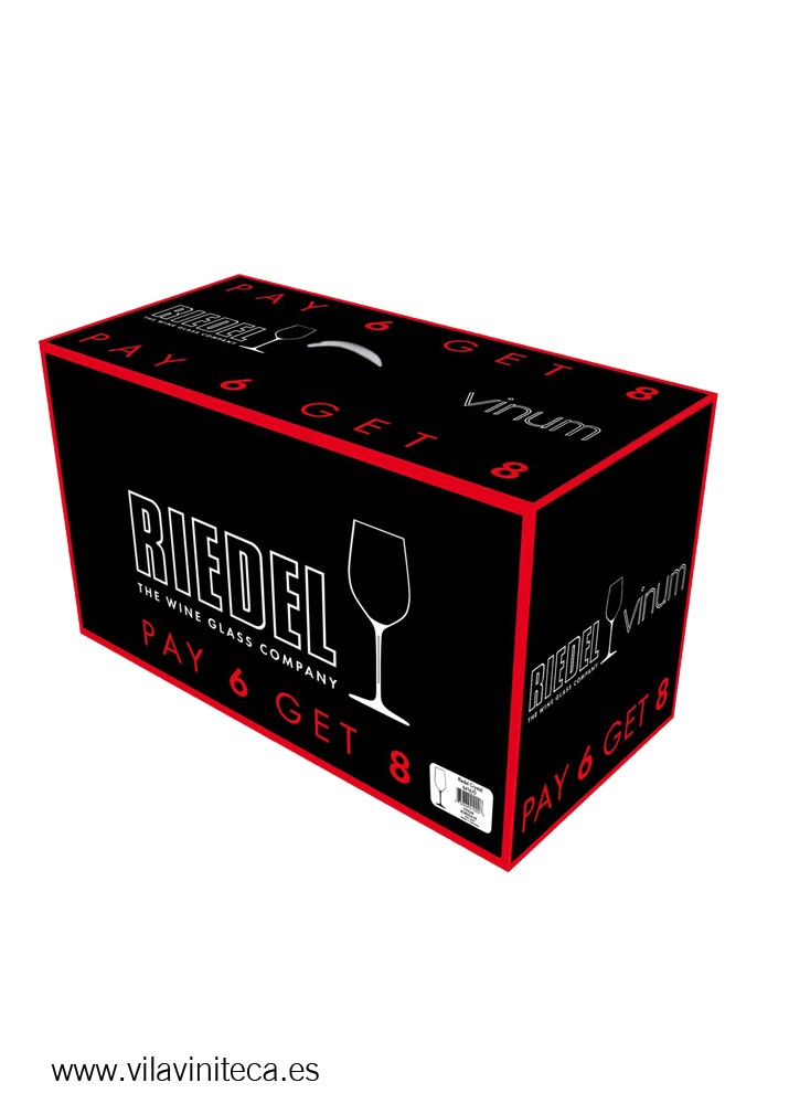 RIEDEL 7416/0 SET REGALO 8x6(416/0)#