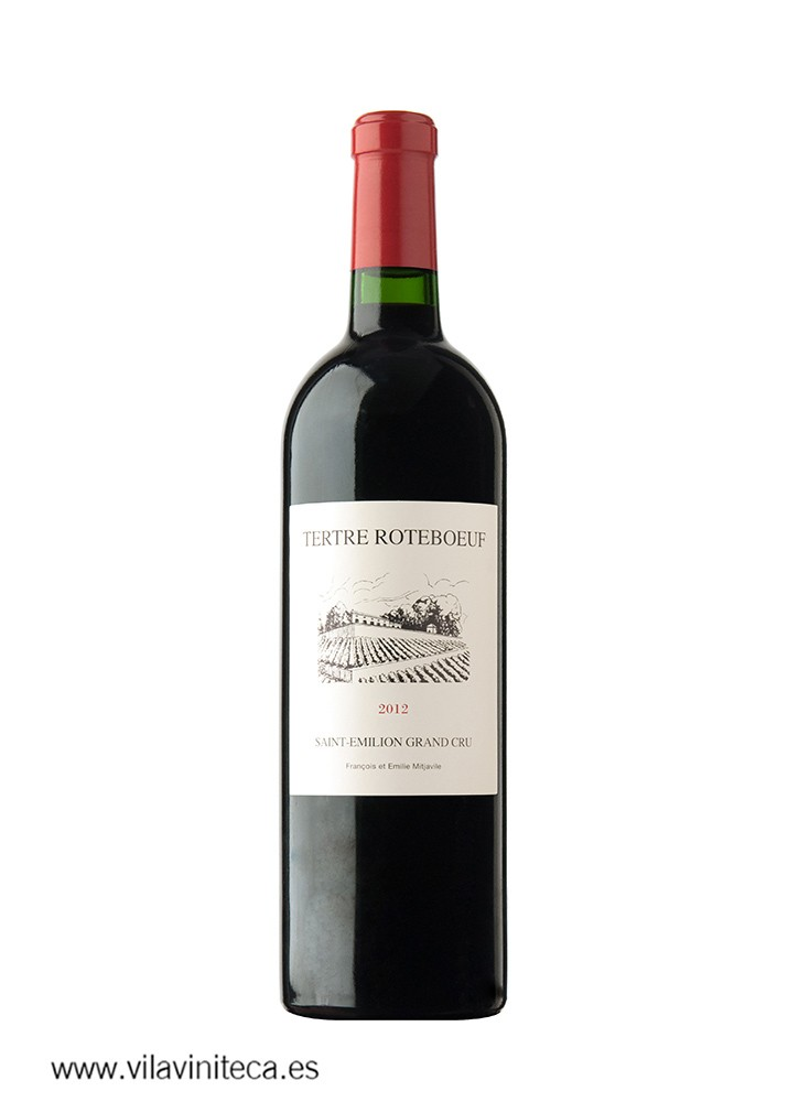 CHATEAU TERTRE ROTEBOUEF 2012
