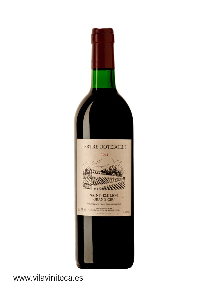 CHATEAU TERTRE ROTEBOUEF 1994