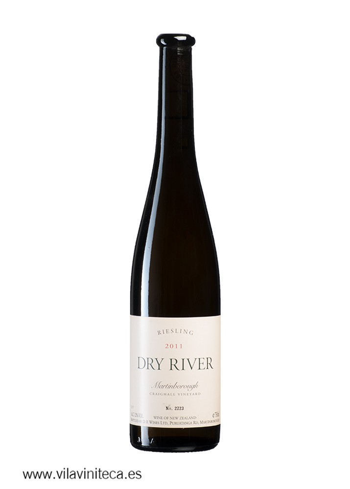 DRY RIVER riesling 2011