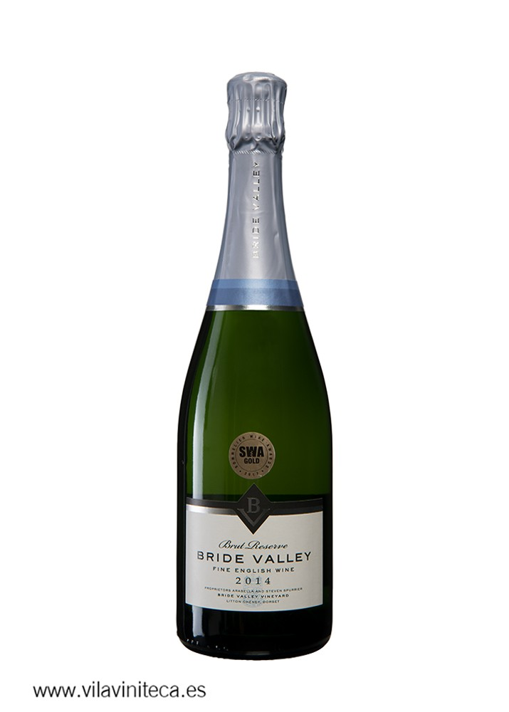 BRIDE VALLEY VINEYARD brut reserve 2014