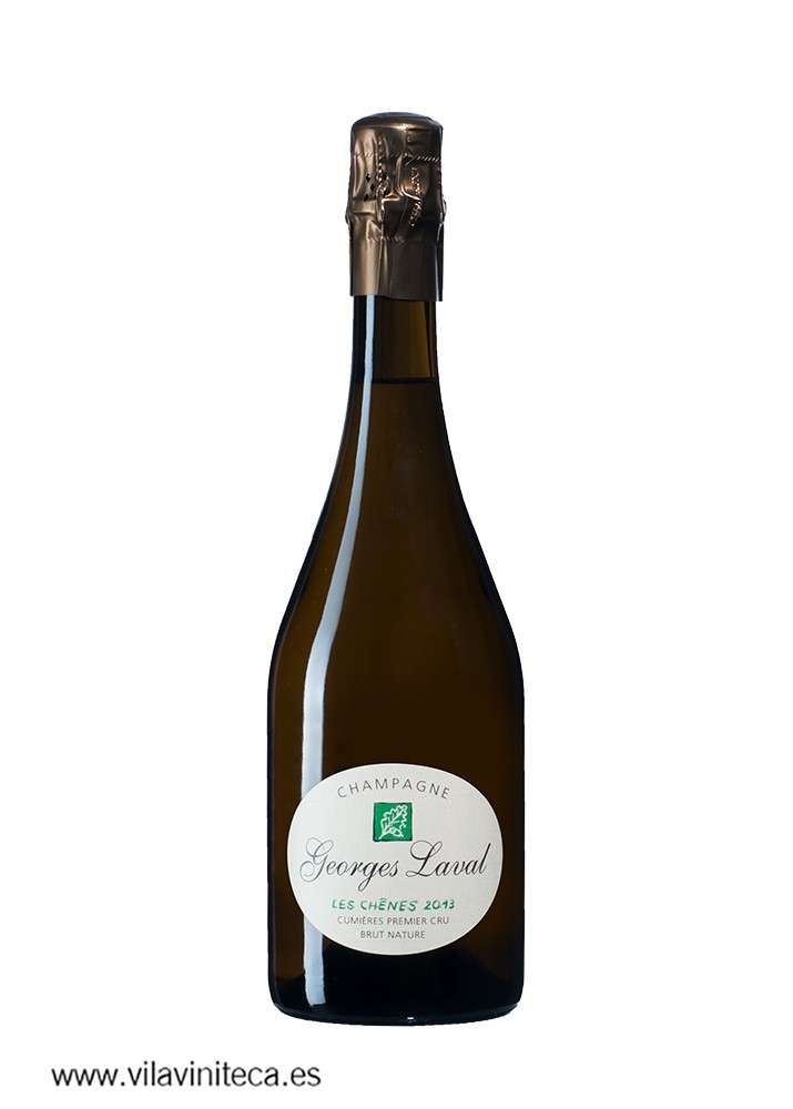 GEORGES LAVAL cuvee les chenes 2013