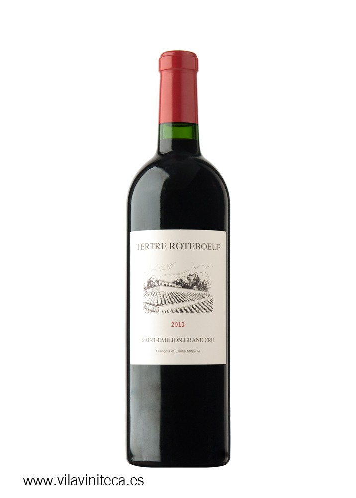 CHATEAU TERTRE ROTEBOUEF 2011