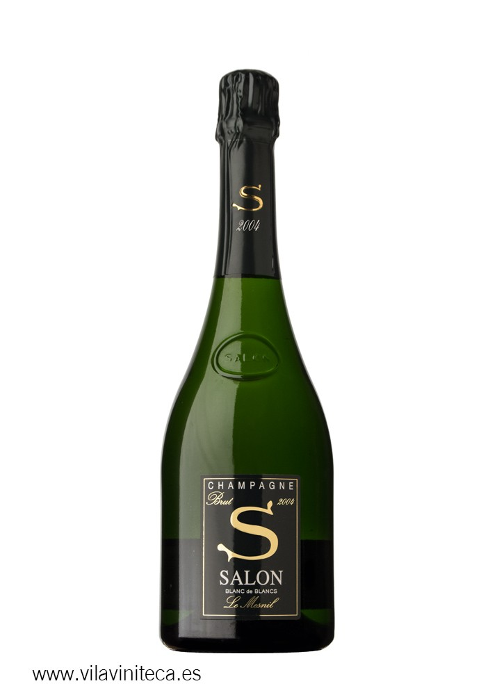 SALON blanc de blancs 2004