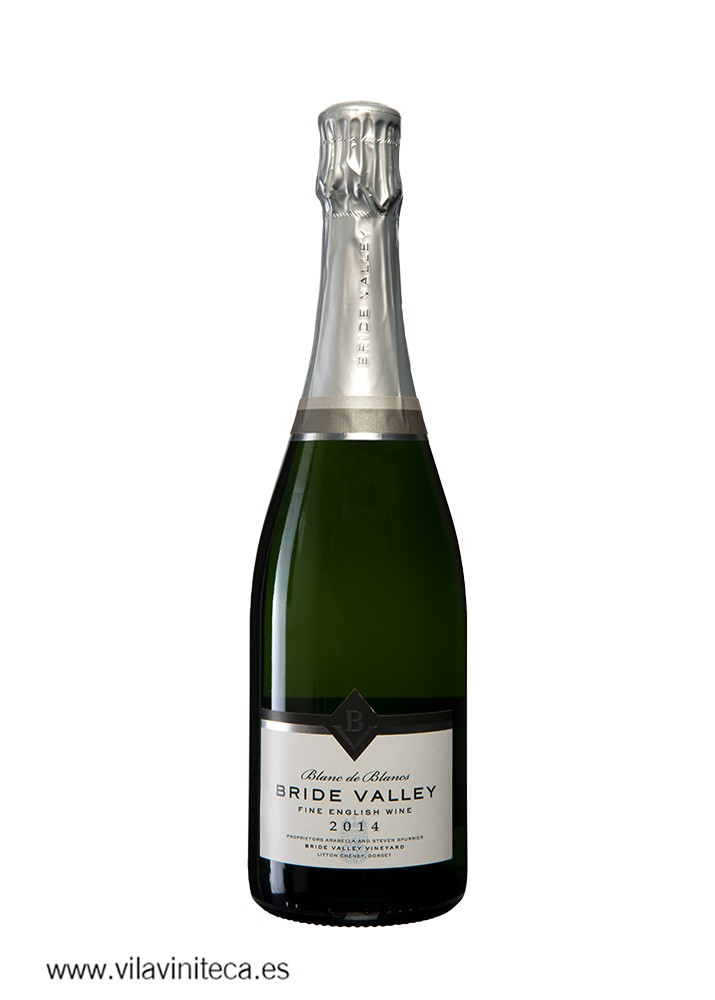 BRIDE VALLEY VINEYARD blanc de blancs 2014