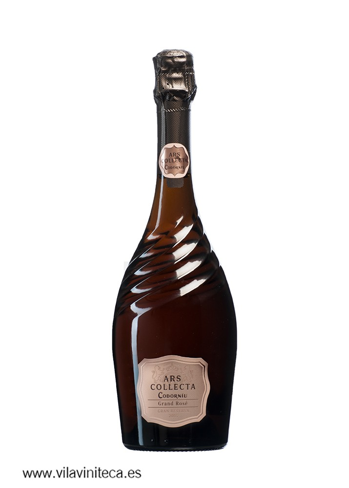 CODORNIU ars collecta grand rose 2015