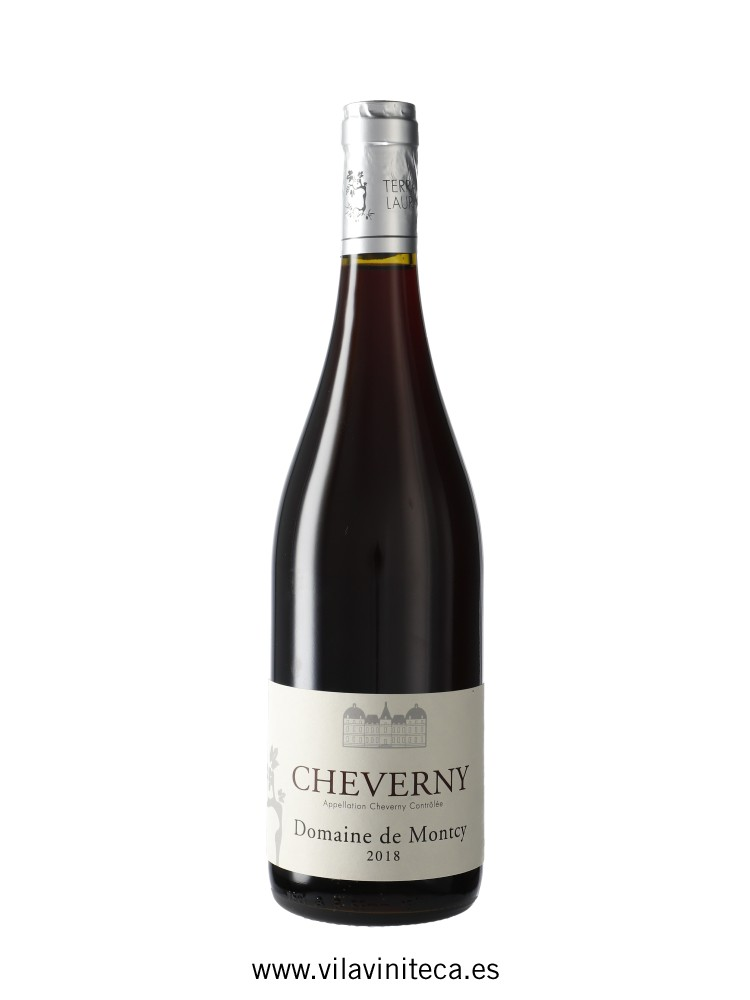 DOMAINE DE MONTCY cheverny rouge tradition 2018