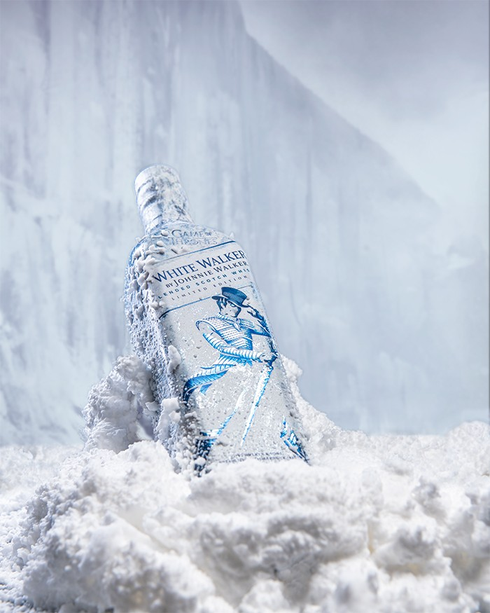 Image result for johnnie walker white walker review