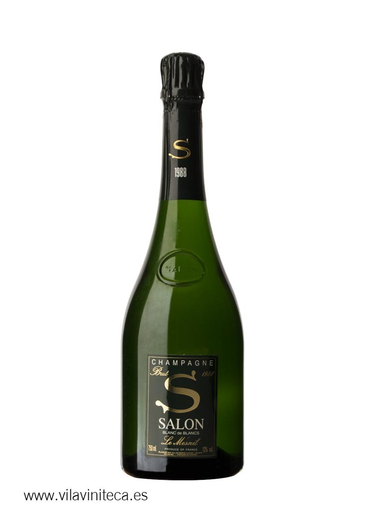 SALON blanc de blancs 1988