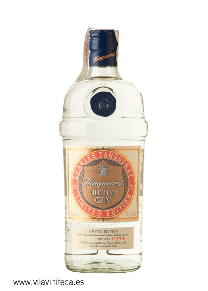 TANQUERAY old tom (1L)