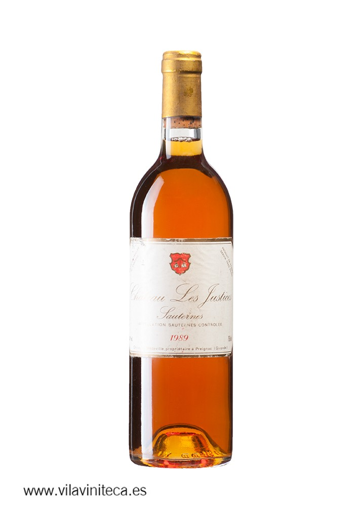 CHATEAU JUSTICES 1989