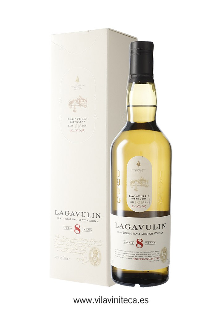 Lagavulin 8 Years Limited Edition