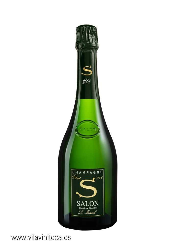 SALON blanc de blancs 2006