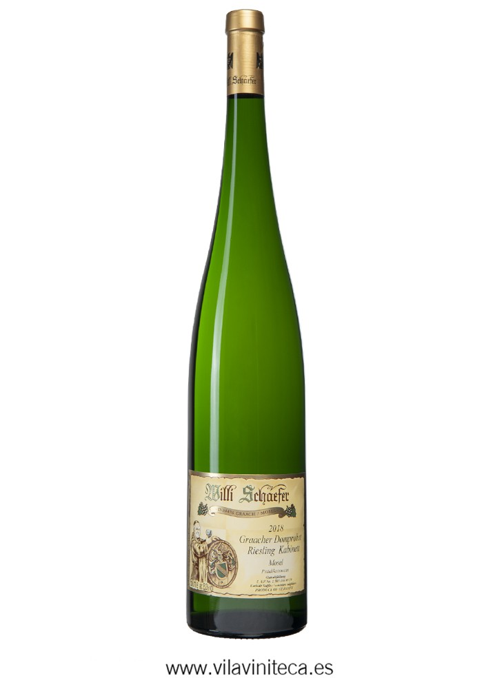 WILLY SCHAEFER g_dromprobst riesling kab_ 2018 mg
