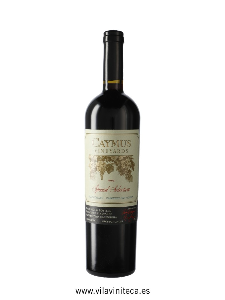 CAYMUS special selection 1995