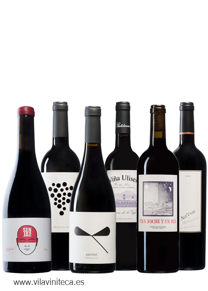 """Selection """"El Club"""" September 2019: The great unknown wines in Valencia and Alicante"""