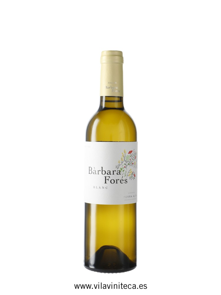 BARBARA FORES blanc 2019 _50cl_