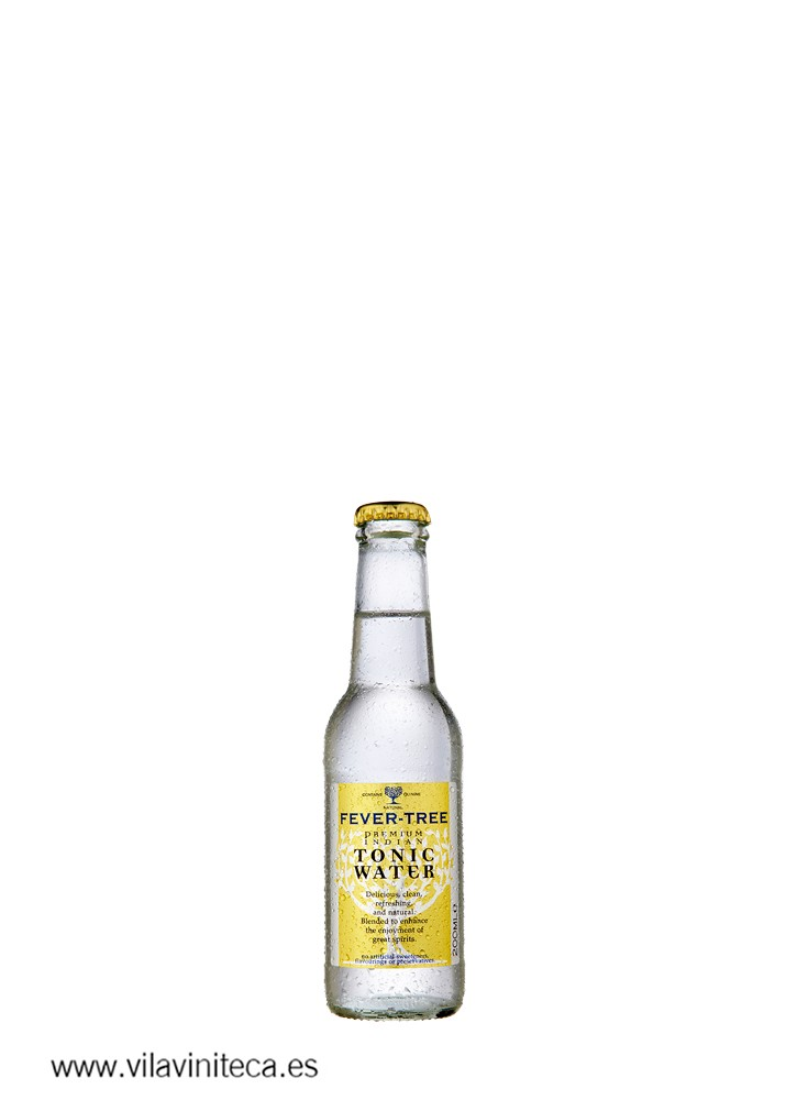 Fever-Tree Indian Tonic Water (0,20 L)