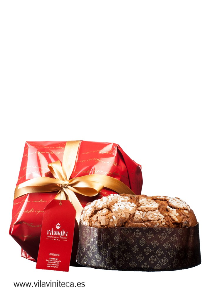 Relanghe Panettone Moscato (1kg.)