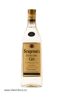 SEAGRAM'S extra dry (70cl)