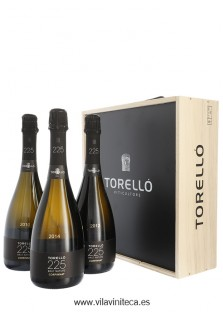 Torelló 225 Brut Nature Limited Edition