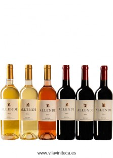 ALLENDE seleccion especial _ 6 botellas
