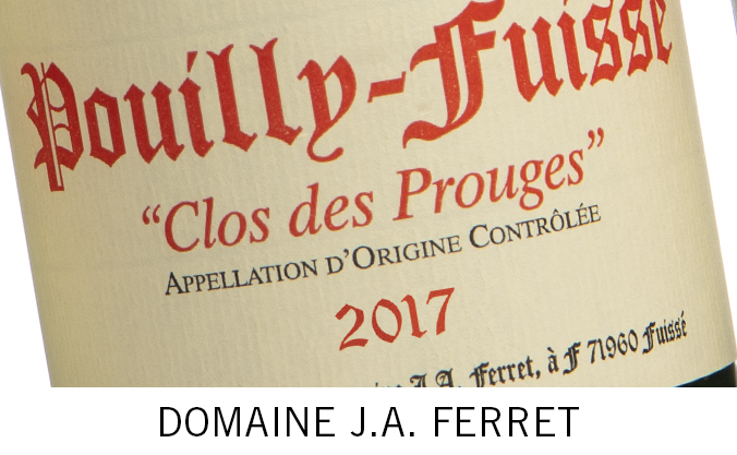 Domaine J.A. Ferret