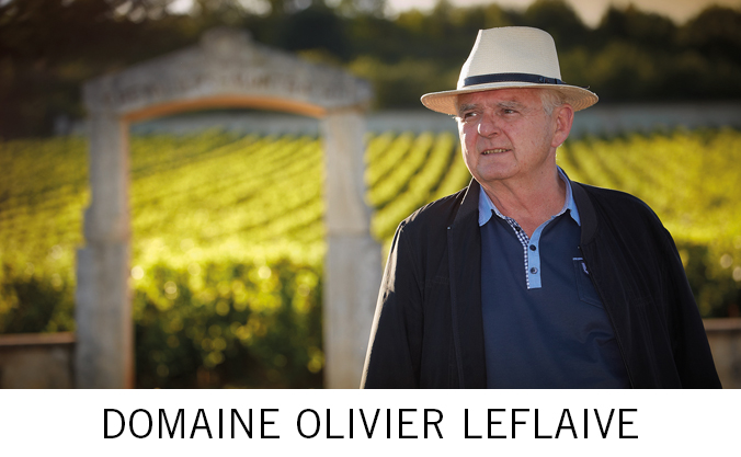 Domaine Oliver Leflaive
